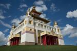 Элиста – фокус буддийской культуры