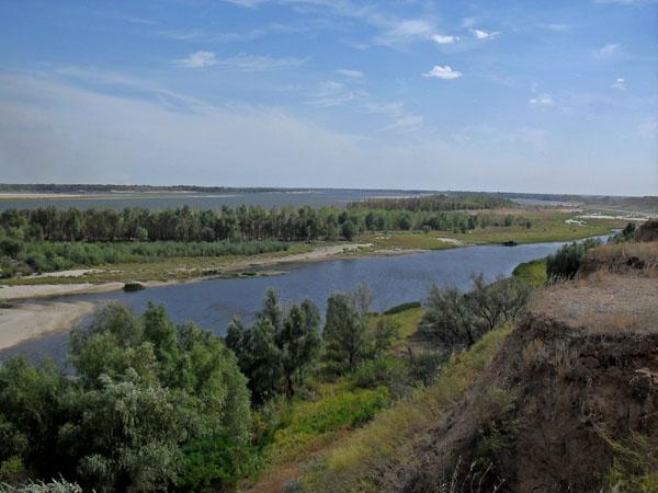 Фототур по Волге - от Волгограда до Астрахани - день 2 займище
