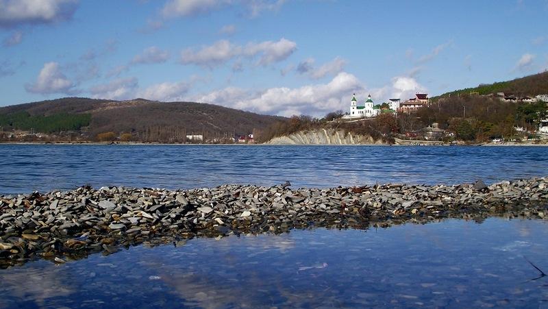 Озеро Абрау Дюрсо Краснодарский край