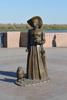 Памятник «Дама с собачкой»