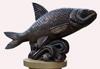 Скульптура «Вобла-Кормилица»