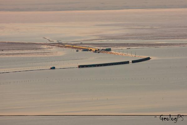Соледобыча, озеро Баскунчак