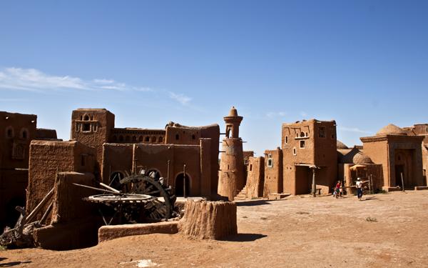 Внутри декораций столицы Золотой Орды
