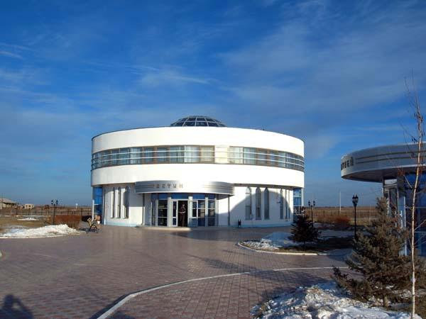 Межгосударственный Культурный Центр им. Курмангазы Сагырбаева, гостиница