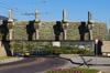 Мемориал «Линия-рубеж обороны», памятник-вагон