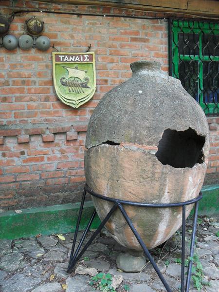 Танаис Ростовская область