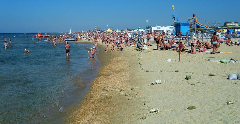 Дивноморское фото поселка и пляжа. Новые фото