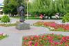 Парк, сквер Саши Филиппова и памятник