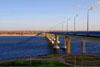 Волгоградский танцующий мост