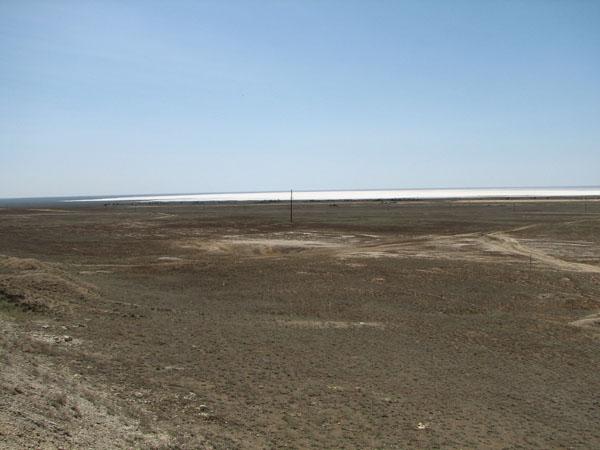 Гора Улаган, озеро Эльтон
