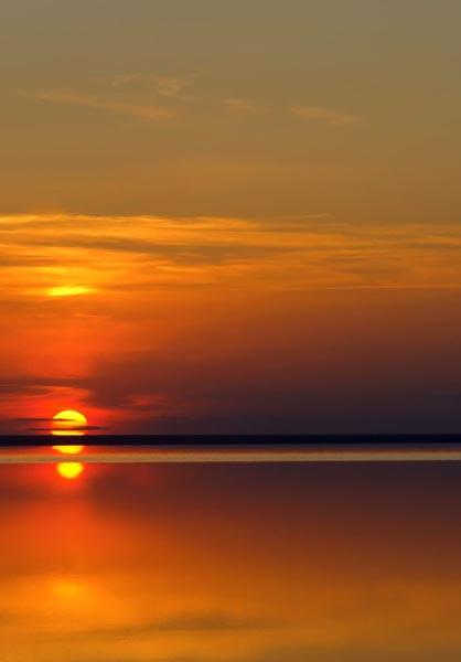 Соленое озеро Эльтон. Достопримечательности Волгоградской области