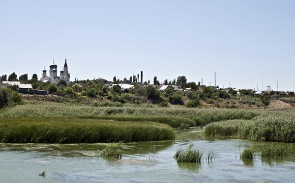 храм Михаила Архангела в Ерзовке