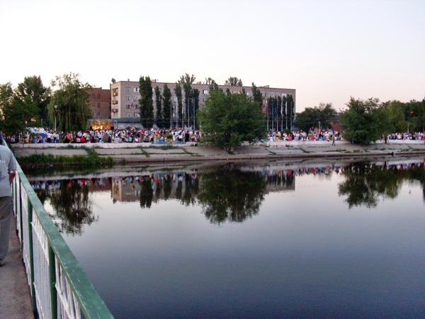 Освоение территории, на которой ныне расположен город Палласовка (Волгоградская область)...