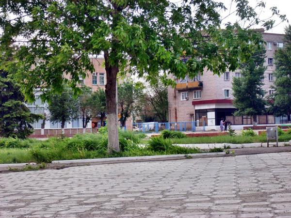 Условно город поделен на 7 районов: центр с инфраструктурой Палласовки; Галки...