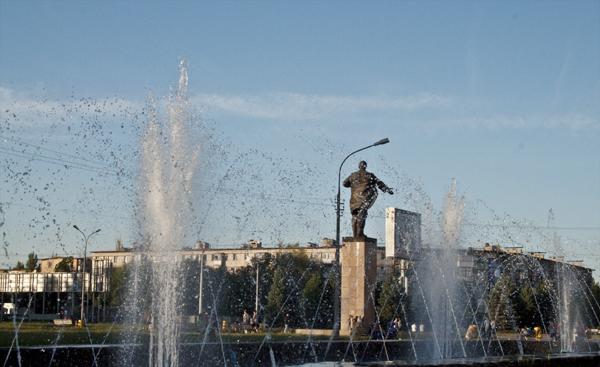 Схема волжского волгоградской области